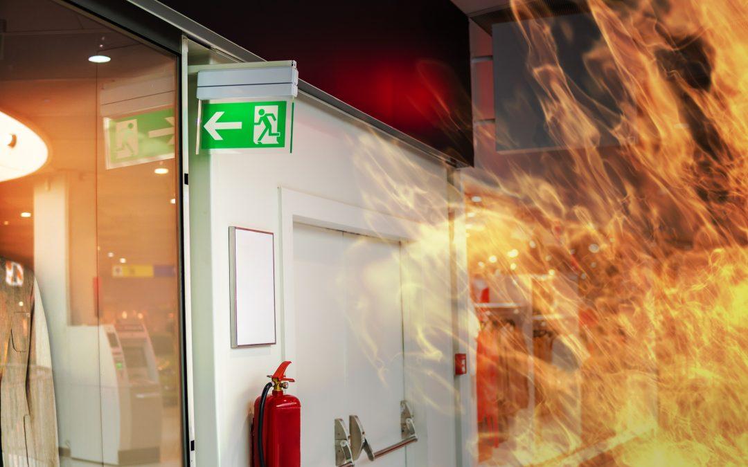 Pożar w firmie.  Jak starać się o odszkodowanie?
